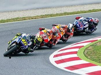 近年は白熱のバトルが見られるレースが増えた。それは間違いなくタイヤの功績といえる。