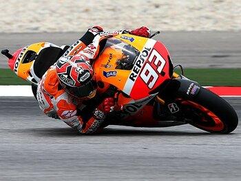 <MotoGP・史上最年少王者の素顔> マルク・マルケス 「始まったばかりの最速神話」<Number Web> photograph by Osamu Kidachi(Grove)