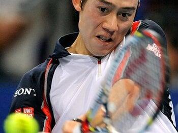 <日本男子最高位の自信> 錦織圭 「この1年でトップ10を狙いたい」<Number Web> photograph by Shizuka Minami
