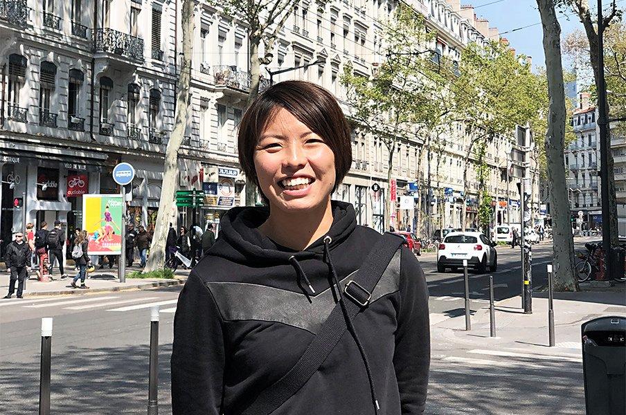 なでしこDF熊谷紗希、3度目のW杯へ。受け継がれるキャプテンマークの重み。<Number Web> photograph by Mari Hibino