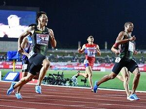 男子100m、日本選手権での充実ぶり。「できない」という固定観念の打破。