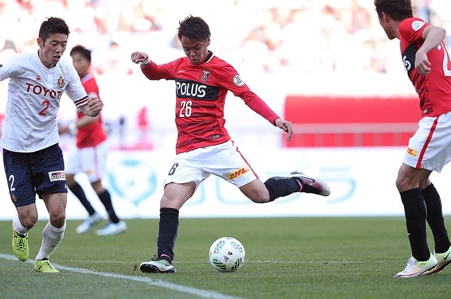 """A代表に近いクラブ""レッズの新人、伊藤涼太郎のビッグマウス台詞集。<Number Web> photograph by J.LEAGUE PHOTOS"