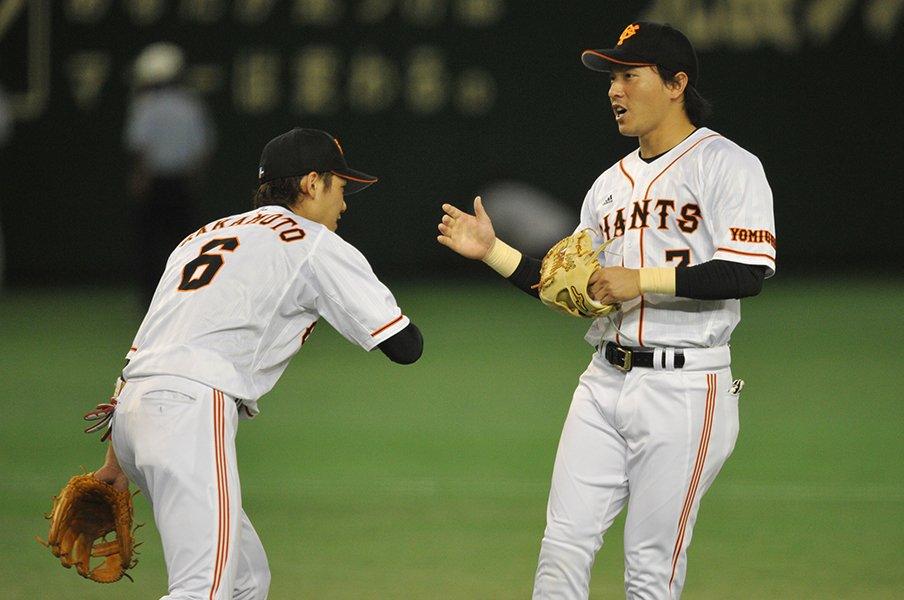 2009年ドラフトの今を検証<巨人編>。日本一に直結した長野久義の獲得。<Number Web> photograph by Hideki Sugiyama
