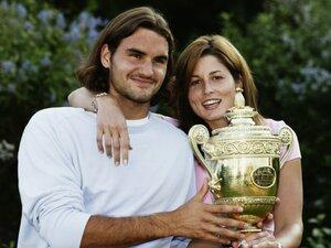 """馴れ初めはシドニー五輪…40歳フェデラーが""""最強の愛妻家""""になるまで「僕の妻です。うん、響きがいいね(笑)」――2021上半期 BEST3"""