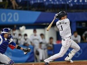 <日韓戦>「緊張したけど気持ちで決めました」山田哲人が大爆発! シドニー、北京と五輪で日本に立ちふさがった宿敵・韓国を撃破