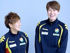 <急成長する2人のなでしこ> 山根恵里奈&菅澤優衣香 「同級生でW杯の舞台へ」