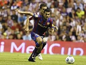 出場すれば何かを起こす――。バルセロナを勝利に導くペドロ。