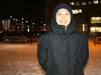 「俺は走れるようになったんだ!」新潟・早川史哉、白血病との戦い。<Number Web> photograph by Takahito Ando