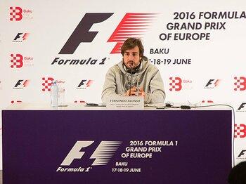 「もう少しわかりやすくなるべき」アロンソも嘆くF1のルール変更。<Number Web> photograph by Getty Images