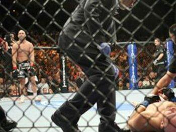 長寿番組『SRS』終了。UFC放映は嬉しいが……。<Number Web> photograph by Susumu Nagao