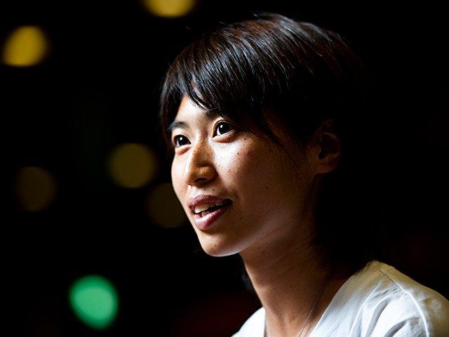 田中陽子「サッカーも合う気がする」。違和感を乗り越え、笑顔でスペインへ。<Number Web> photograph by Yuki Suenaga