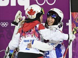上村愛子、全力を尽くし笑顔の4位。5度目の五輪は、成熟した人間として。