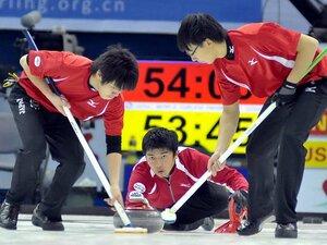 """日本のトップチームが代表になれず!?カーリング男子、五輪への""""大誤算""""。"""