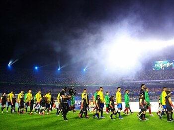 チケット高騰、観客4640人の日も。コパで見る南米サッカーの経済格差。<Number Web> photograph by Getty Images