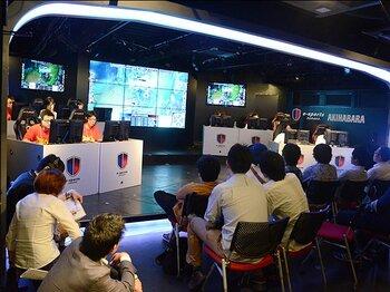 eスポーツを東京五輪の公開競技に!ゲームが文化になる準備は整った。<Number Web> photograph by SANKO.INC/Negi Yagi