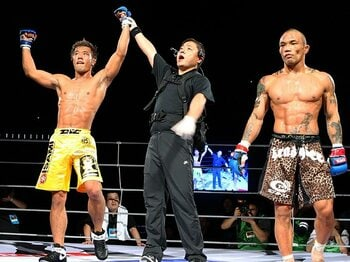 タブーにも切り込んだ、SRCの格闘技改革。~国際化、報酬公開、マッチメーク~<Number Web> photograph by Susumu Nagao