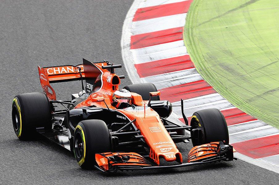 今季F1は仕様変更が多く大荒れに!?合同テストでの注目ポイントは……。<Number Web> photograph by Getty Images