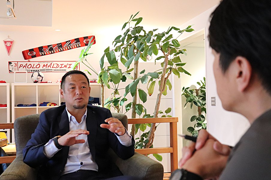 松中信彦が四国独立リーグの監督に。平成唯一の三冠王が語る「僕の使命」。<Number Web> photograph by Daiki Tanaka