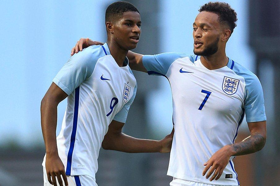 """「控えでも代表招集しなければ……」イングランド人選手の""""内向き志向""""。<Number Web> photograph by Getty Images"""