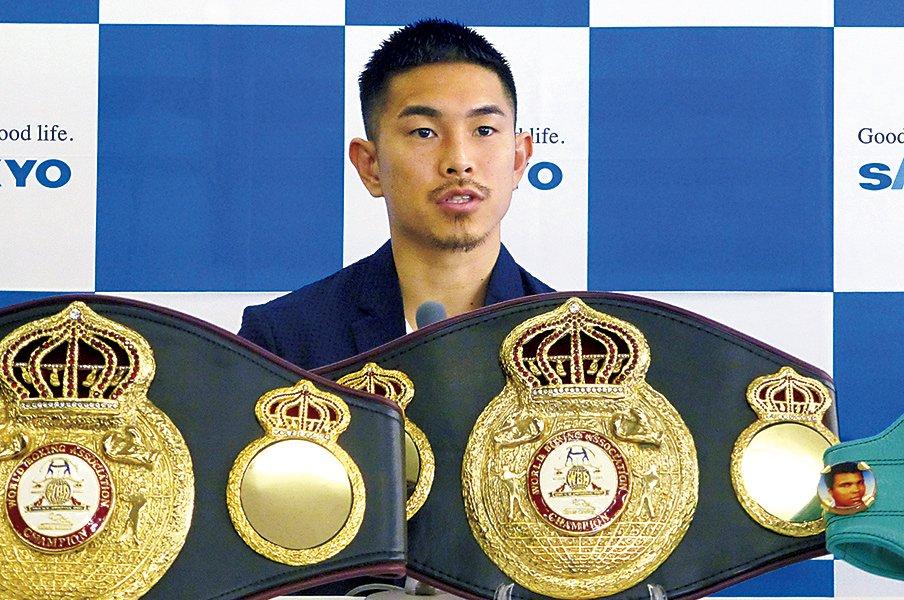 """ボクシング界の契約ルール改訂は「選手ファースト」を生むか。~""""公取""""の介入で大移籍時代に?~<Number Web> photograph by KYODO"""