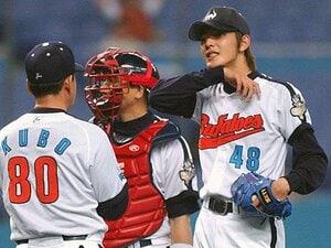 岩隈久志1年目のキャッチボール「危ないと、直感が走った」 投球禁止から始まった日米170勝の下準備
