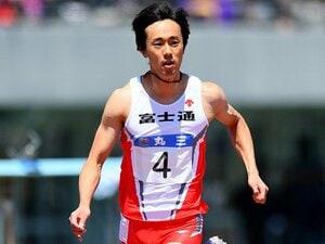 伝説の五輪4×100mリレーの陰で……。高瀬慧、五輪メダルなきリスタート。
