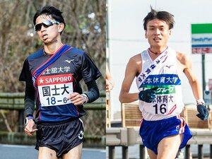 国士舘大学は6区で勝負を懸ける。日本体育大学は改革元年に虎視眈々と。