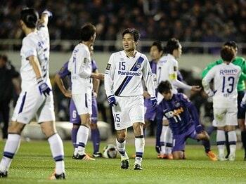 今野泰幸の「運」が試されたCS決勝。何が紙一重の明暗を分けたのか。<Number Web> photograph by Kiichi Matsumoto