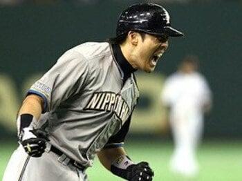 「つなぎの4番」なんかじゃない。日ハム・高橋信二が隠しもつ牙。<Number Web> photograph by NIKKAN SPORTS