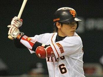 打率3割を狙えるG坂本勇人の集中力。<Number Web> photograph by Hideki Sugiyama