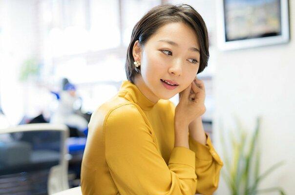 元フェアリージャパンの畠山愛理が 新体操を通じて学んだ美しさ。