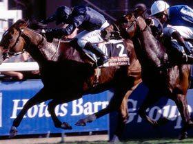 JCに凱旋門賞馬参戦!ダービー馬が迎え撃つ。