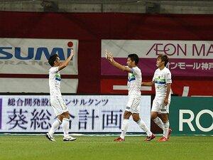 ベルマーレJ1残留を託される2人、菊地俊介と石川俊輝の以心伝心。