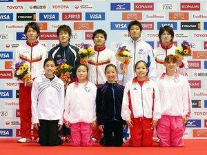 """""""確実性""""の女子と""""高難度""""の男子。NHK杯で体操の五輪代表選考を追う。"""