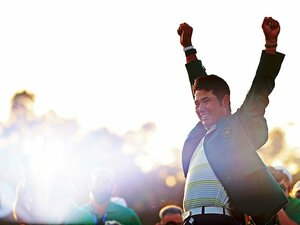 丸山茂樹が語る松山英樹のマスターズ優勝を決めた1打とは?「表彰式を終えた本人から電話がかかってきて…」