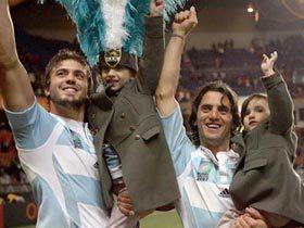 情熱の男が牽引したアルゼンチンの快進撃。