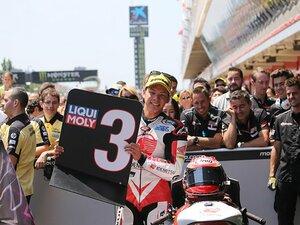 ホンダ・中上貴晶が今季初の表彰台。MotoGPシート獲得への条件とは?