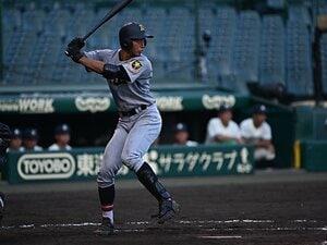 """甲子園で最注目だった野手はこの男。仙台育英・入江大樹の""""低めのツボ""""。"""