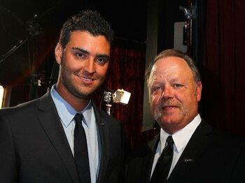 スポーツマンと男気。~米国で今年を代表する選手は?~<Number Web> photograph by Getty Images