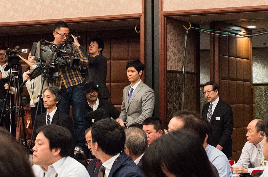 大谷翔平と働きやすい球団。お勧めはパドレスやマリナーズ。<Number Web> photograph by Nanae Suzuki