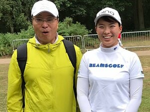 シブコとRSK山陽放送の幸福な関係。「プロになったらウチに所属してね」【2019年下半期 ゴルフ部門3位】