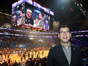 Bリーグ大河正明チェアマンが語る。NBAのアリーナ、ビジネス、地元愛。
