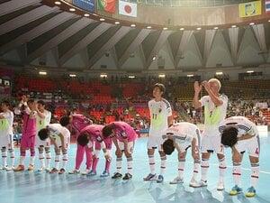 サッカー日本代表が辿った道程へ。フットサルW杯の健闘が残したもの。