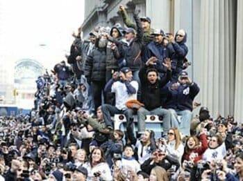 ヤンキース「黄金時代」の到来か?~アンチ・ヤンキースの憂鬱~<Number Web> photograph by MLB Photos via Getty Images