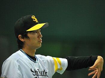 かつての輝きを取り戻せるか?復活した和田毅が信じてきたもの。<Number Web> photograph by Hideki Sugiyama