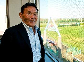 大東Jリーグ新チェアマンへの提言。まず初めになすべき改革はこれだ!<Number Web> photograph by Toshiya Kondo