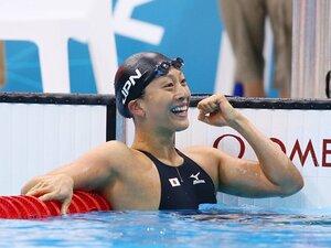 <エールの力2019-2020 vol.8>寺川綾「泳いで叫んで勝利をめざす」