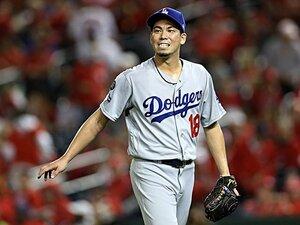 前田健太、3年前の決意の言葉通りに。「地区シリーズ最高の投手」の評価。