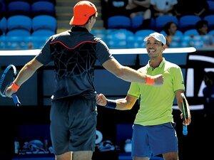 デ杯日本代表の新キーマン、マクラクラン勉がひらいた道。~テニス四大大会で初出場ベスト4の快挙~