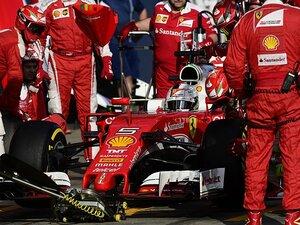 F1開幕戦で堪能できた高度な情報戦。フェラーリとメルセデス、至高の戦略。